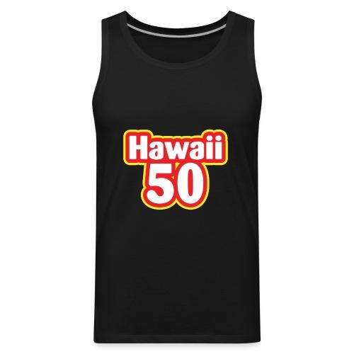 Hawaii 50 - Men's Premium Tank