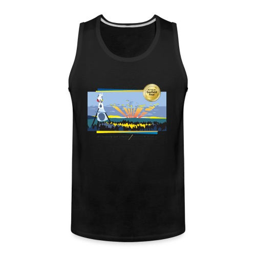 Bentley Blockade - Men's Premium Tank