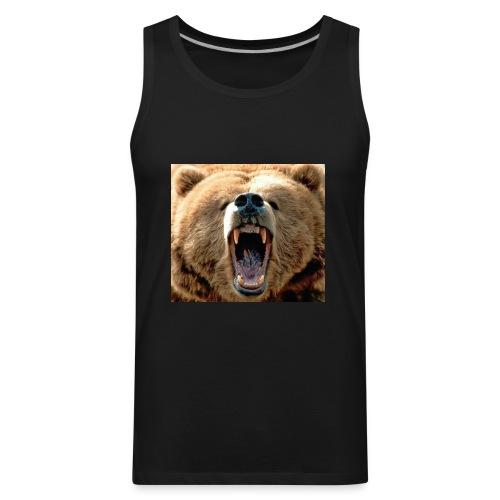 fLaRe BeArZ custom shirt (me - Men's Premium Tank