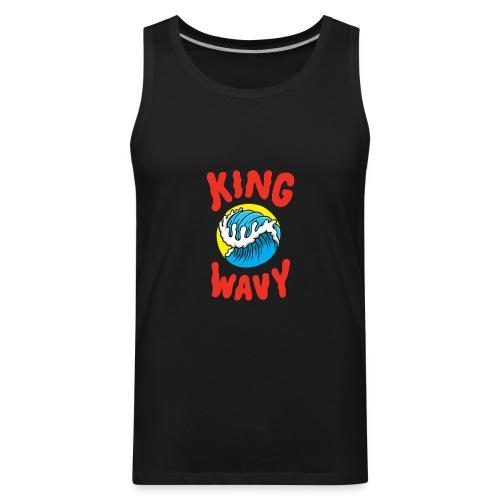 KYLE - King Wavy - Men's Premium Tank