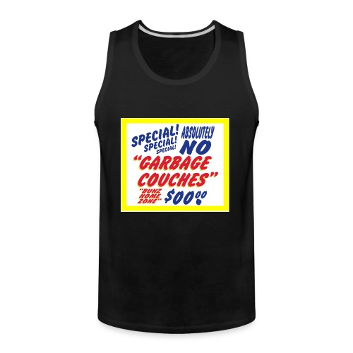 Bunz Home Zone Loyal Larry Garbage Couch - Men's Premium Tank