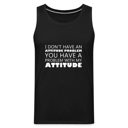 attitude - Men's Premium Tank