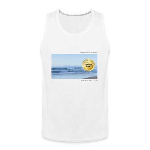 Beach Collection 1 - Men's Premium Tank