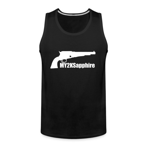 Remington 1858 Revolver - Men's Premium Tank