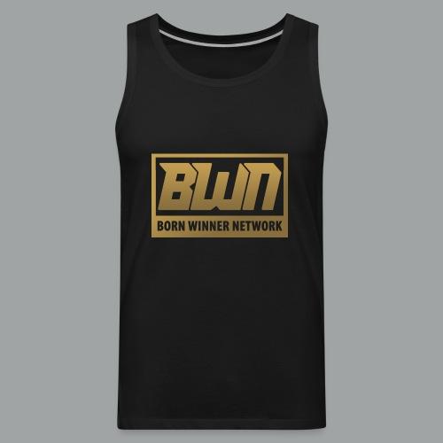 BWN (Gold) - Men's Premium Tank