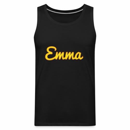 Emma Gold - Men's Premium Tank