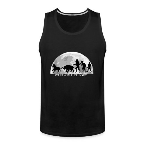 Werewolf Theory: Change - Men's Premium Tank