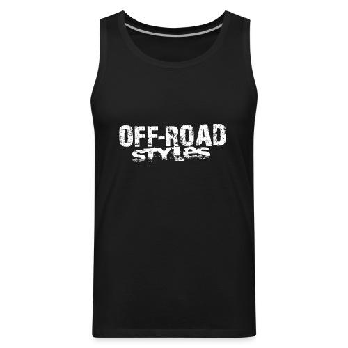 Extreme Offroad Motocross Baby & Toddler Shirts - Men's Premium Tank