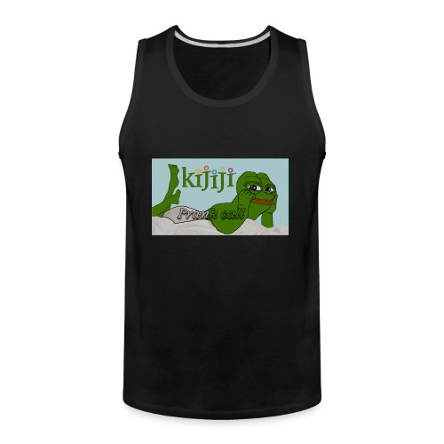 Classic Prank Call Shirt - Men's Premium Tank