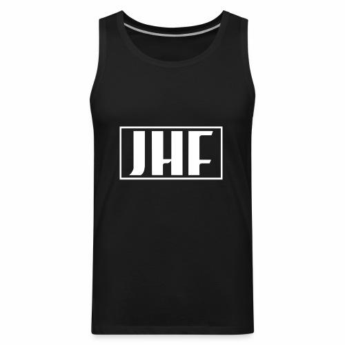 JHF logo 2 - Men's Premium Tank