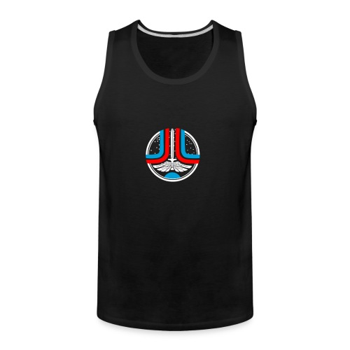 welcome starfighter - Men's Premium Tank