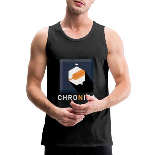 Classic Chronica Icon - Men's Premium Tank