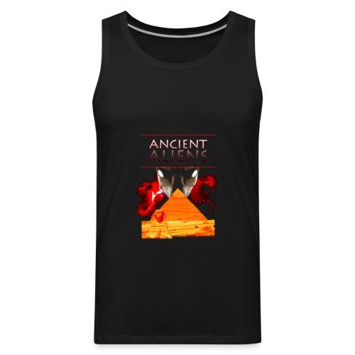 Ancient Aliens - Men's Premium Tank