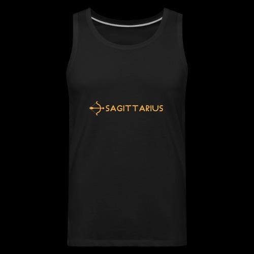 Sagittarius - Men's Premium Tank