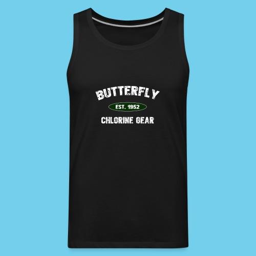 Butterfly est 1952-M - Men's Premium Tank