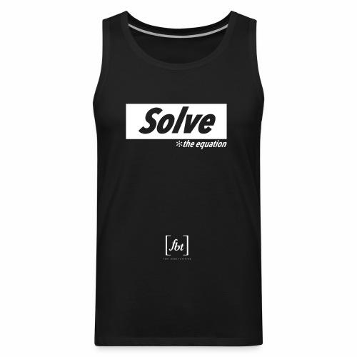 Solve the Equation [fbt] - Men's Premium Tank