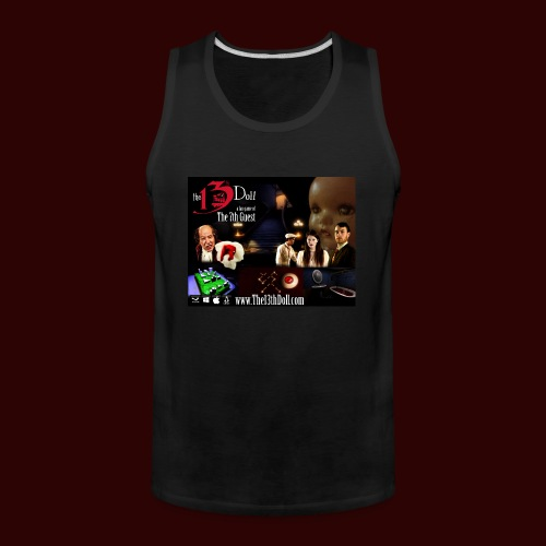 The 13th Doll Cast and Puzzles - Men's Premium Tank