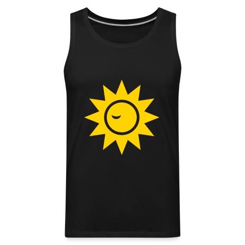 Winky Sun - Men's Premium Tank