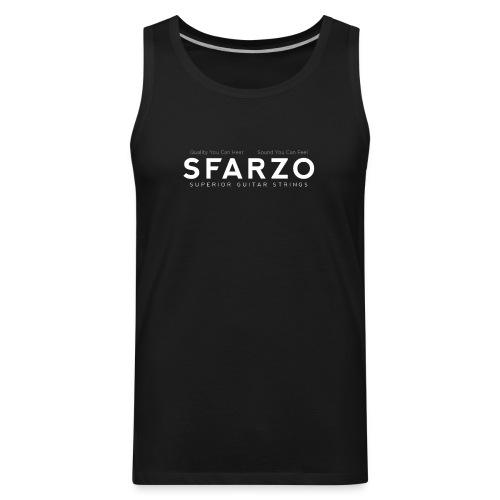Sfarzo-logo_WonB - Men's Premium Tank