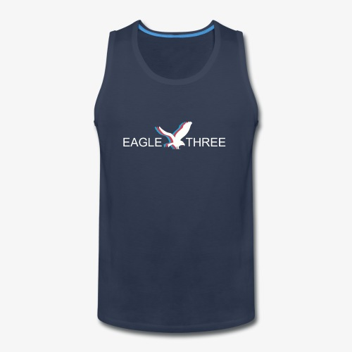 EAGLE THREE APPAREL - Men's Premium Tank