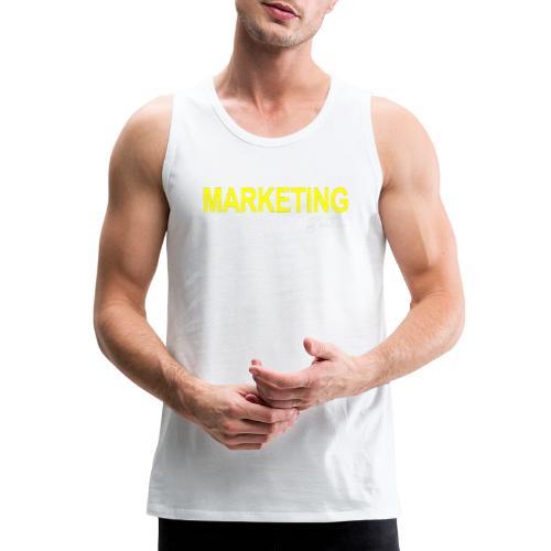 Marketing Guru - Men's Premium Tank