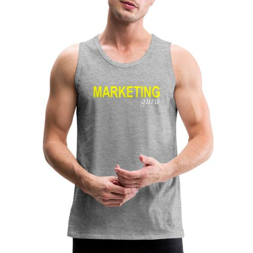 Marketing Guru - Men's Premium Tank