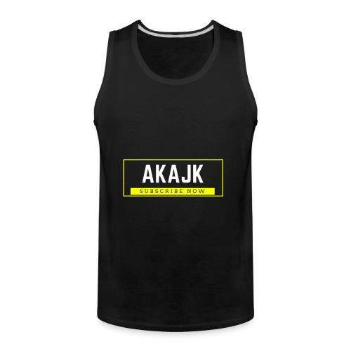 Subscribe Now!! - Men's Premium Tank