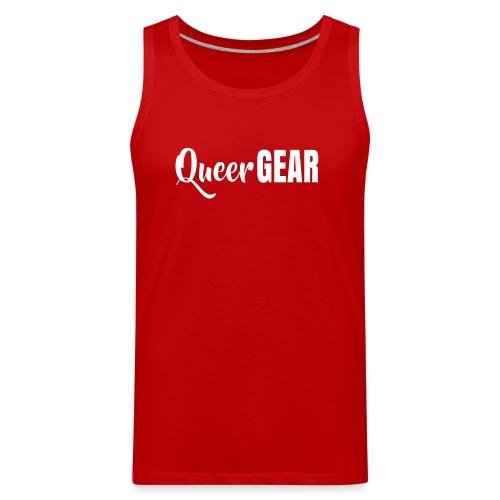 Queer Gear T-Shirt - Men's Premium Tank
