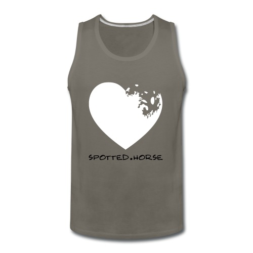 Appaloosa Heart - Men's Premium Tank