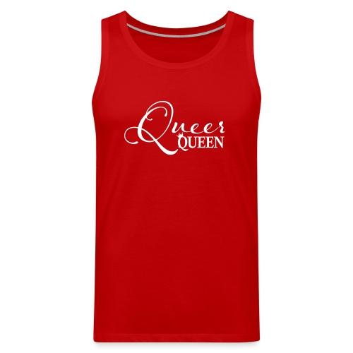 Queer Queen T-shirt 04 - Men's Premium Tank