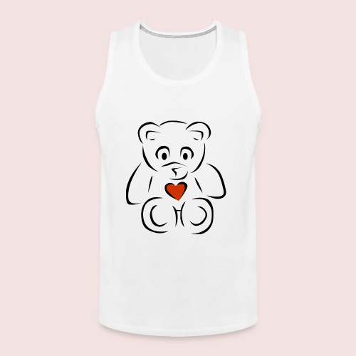 Sweethear - Men's Premium Tank