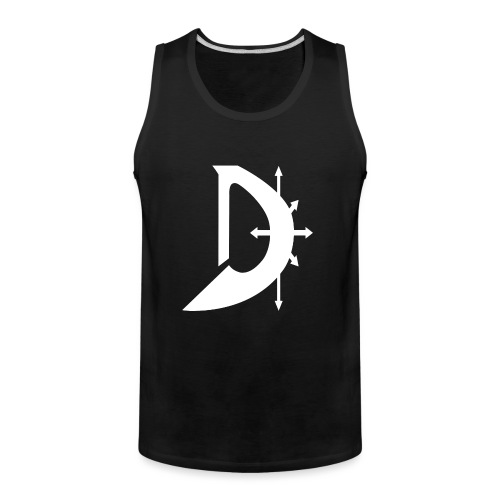 Mark of Dave T-Shirt - Men's Premium Tank