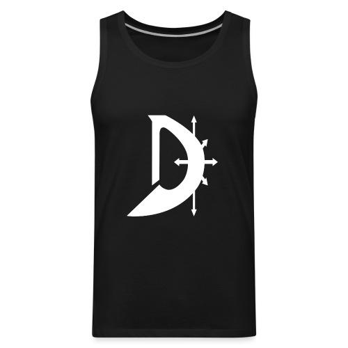 Mark of Dave T-Shirt - Men's Premium Tank
