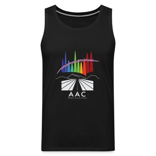 Alberta Aurora Chasers - Men's T-Shirt - Men's Premium Tank