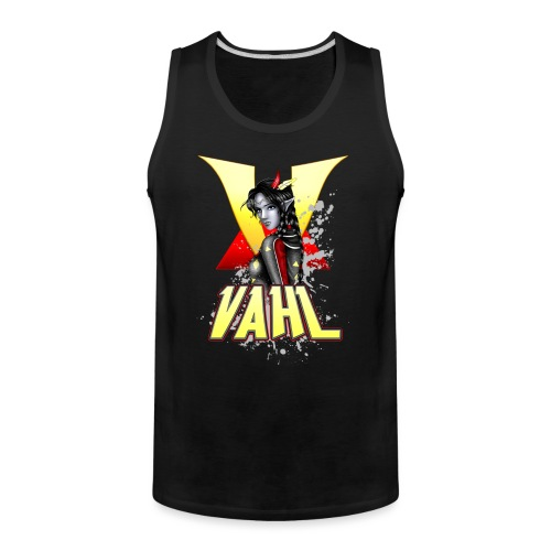 Vahl V Soft Shaded - Men's Premium Tank