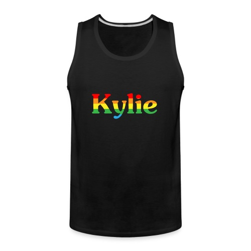 Kylie Minogue - Men's Premium Tank