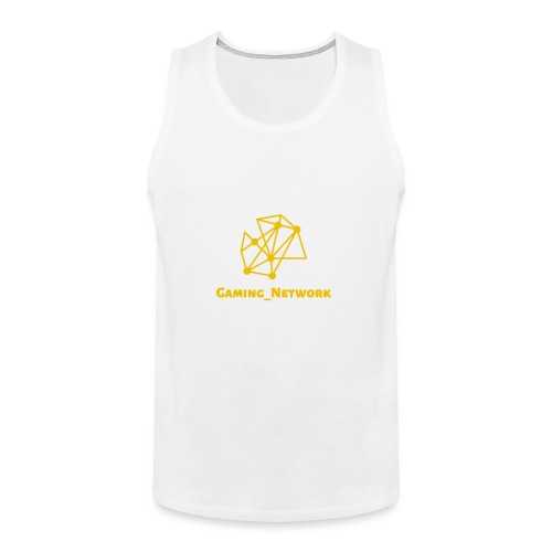 gaming network gold - Men's Premium Tank