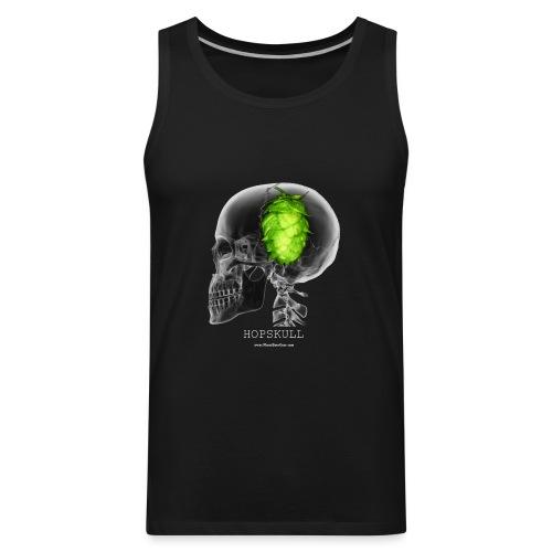 HOPSKULL T-Shirt (Double Sided) - Men's Premium Tank