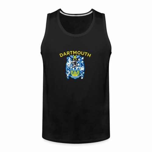 City of Dartmouth Coat of Arms - Men's Premium Tank