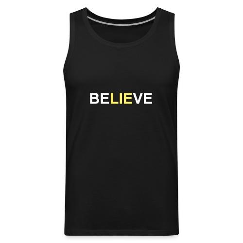 Believe - Men's Premium Tank