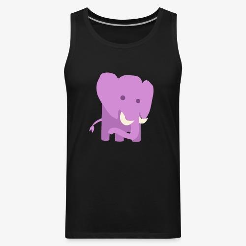 Elephant - Men's Premium Tank