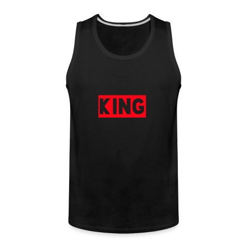 KingDefineShop - Men's Premium Tank