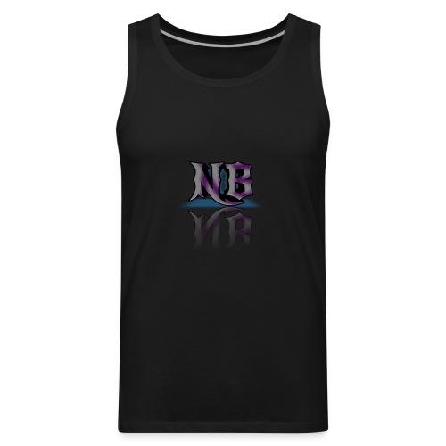 NEWBorn Name tag - Men's Premium Tank