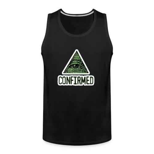 Illuminati Confiremed - Men's Premium Tank