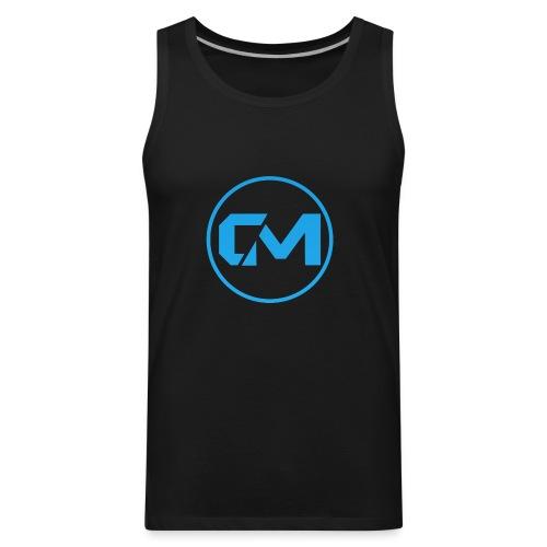 New Channel Logo - Men's Premium Tank