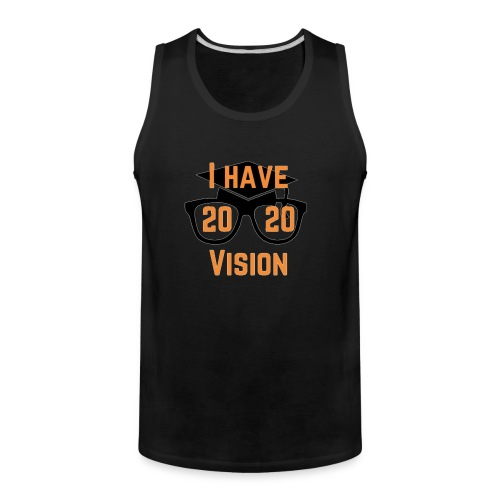 Class of 2020 Vision - Men's Premium Tank