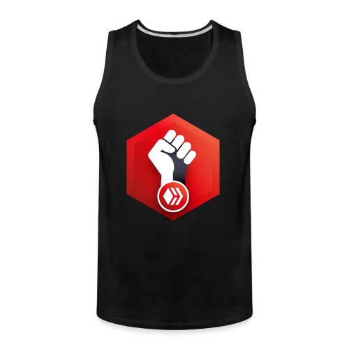 Hive Revolution Logo - Men's Premium Tank