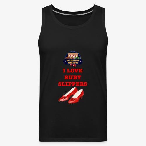 Ruby Slippers - Men's Premium Tank