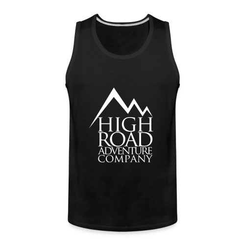 High Road Adventure Company Logo - Men's Premium Tank