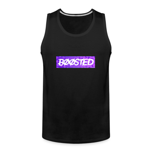 BOOSTED - Men's Premium Tank